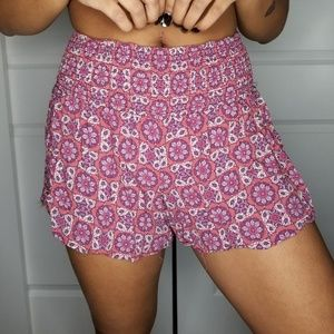 Pants - Hight waisted flowy shorts